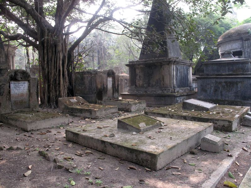 Kapinės Kalkutoje
