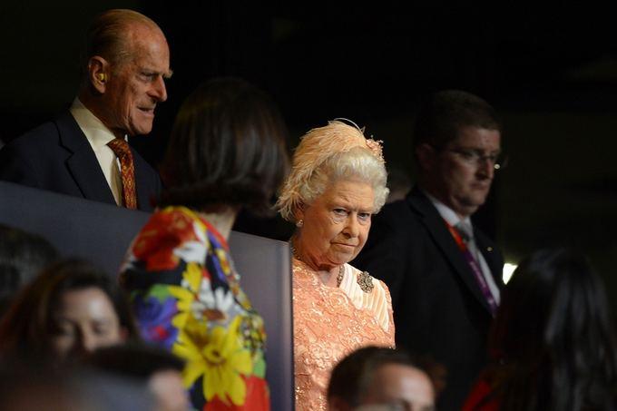 Scanpix nuotr./Karalienė Elizabeth II su vyru, princu Philipu