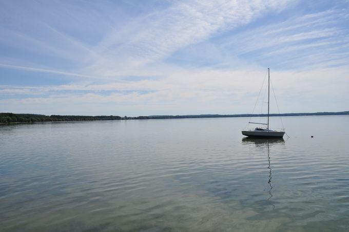 M.Vadiaio nuotr./Озеро Дуся.