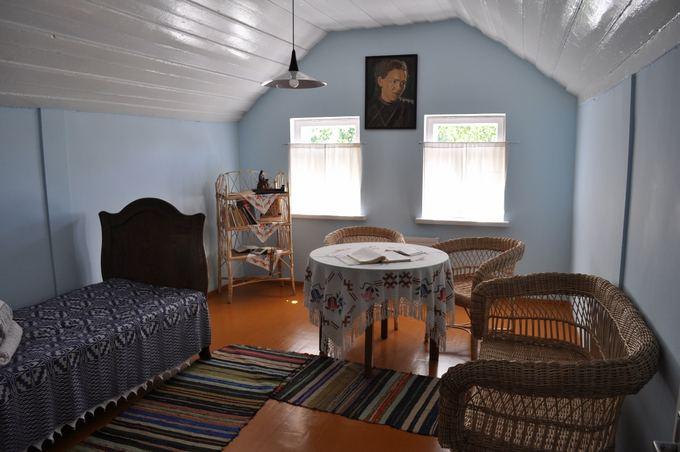 M.Vadiaio nuotr./Комната, в которой проживала С. Нерис