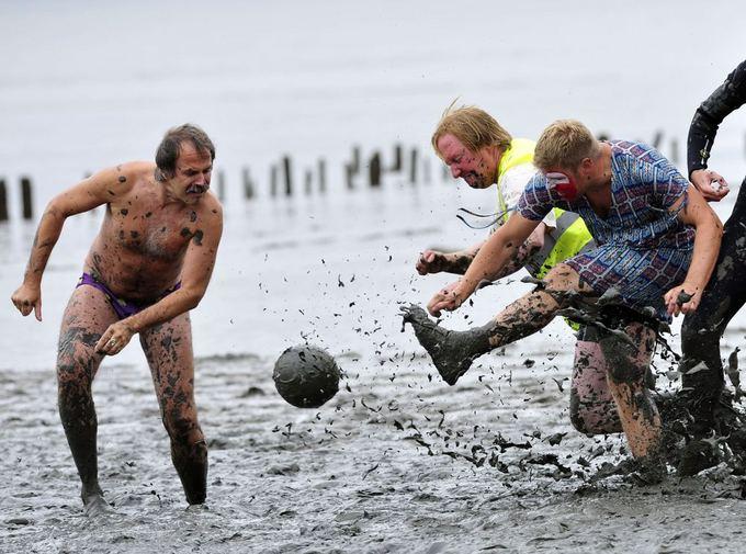 AFP/Scanpix nuotr./Varžybų akimirka