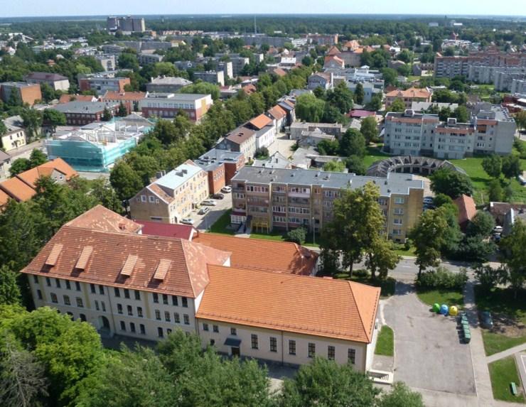 Šilutė traukiasi beveik greičiausiai Lietuvoje.