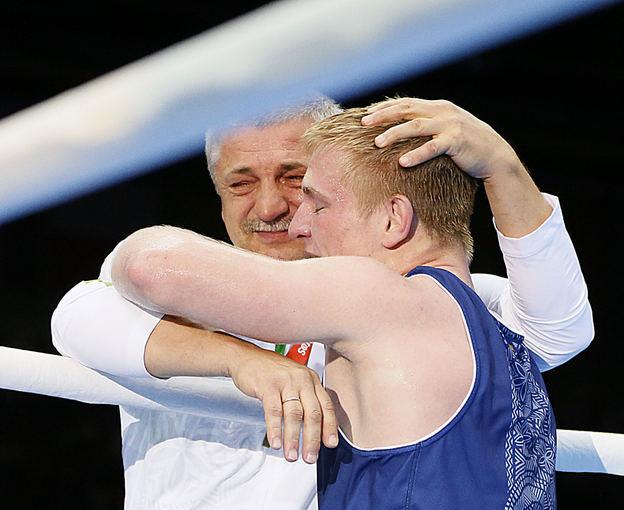 AFP/Scanpix nuotr./Эвалдас Петраускас