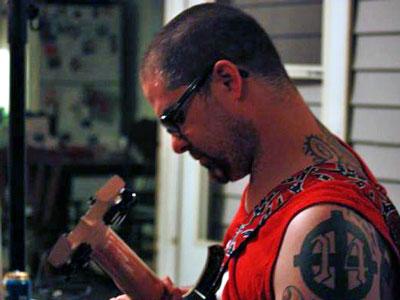 Žudynių sikhų šventykloje įtariamasis Wade'as Michaelis Page'as