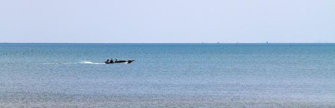 Evelinos ir Karolio nuotr./Vis naują atspalvį įgyjanti jūra