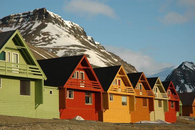 Fotolia nuotr./Longyearbyenas