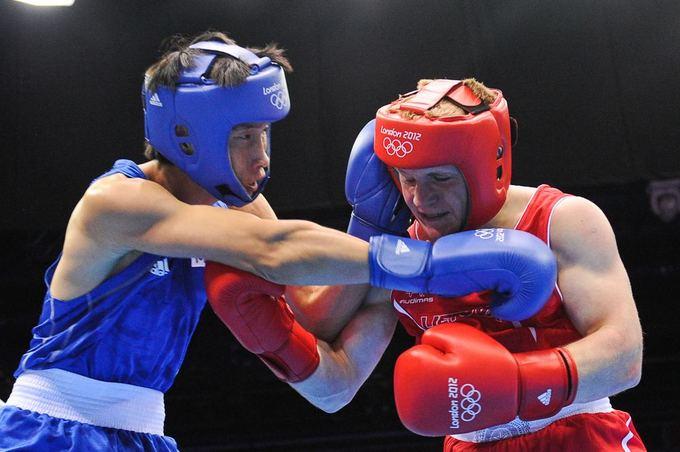 Fotodiena/Roberto Dačkaus nuotr./Evaldas Petrauskas pralaimėjo pusfinalio kovą