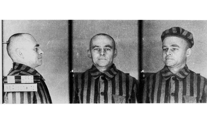 spiegel.de nuotr./Lenkijos karininkas Witoldas Pileckis buvo ir hitlerininkų, ir stalinistų kalinys
