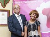 Mariaus Žičiaus nuotr./Visvaldas ir Irena Matijošaičiai