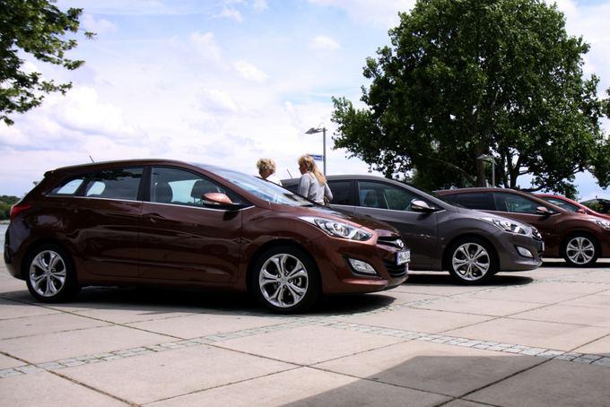 Pauliaus Sviklo/GAZAS.LT nuotr./Hyundai i30 universalas
