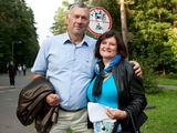 Gretos Skaraitienės nuotr./Kazimieras su žmona