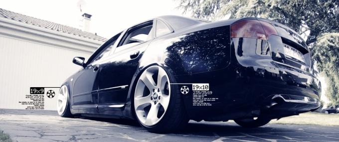"""""""Audi A4 S-line"""""""