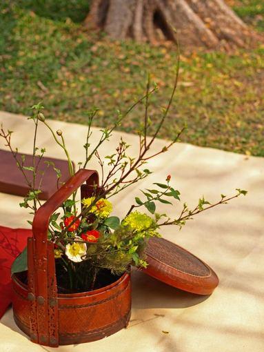 Shutterstock nuotr./Ikebana