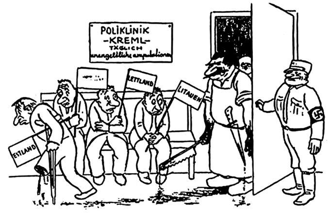 Leidyklos Briedis nuotr./Karikatūra