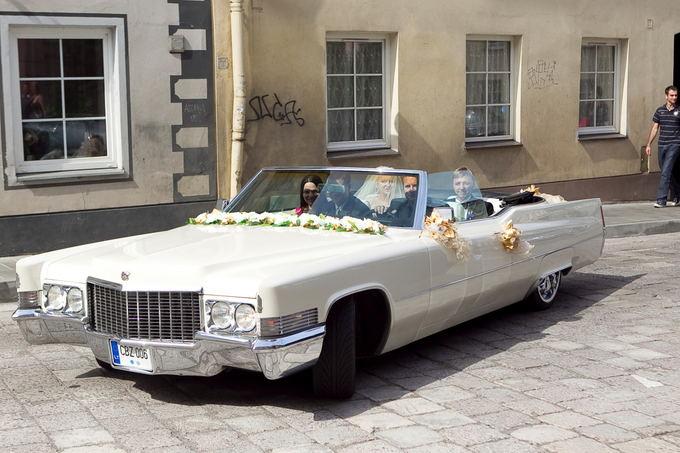 Viganto Ovadnevo nuotr./Vestuvių akimirka