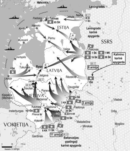 Leidyklos Briedis nuotr./Žemėlapis