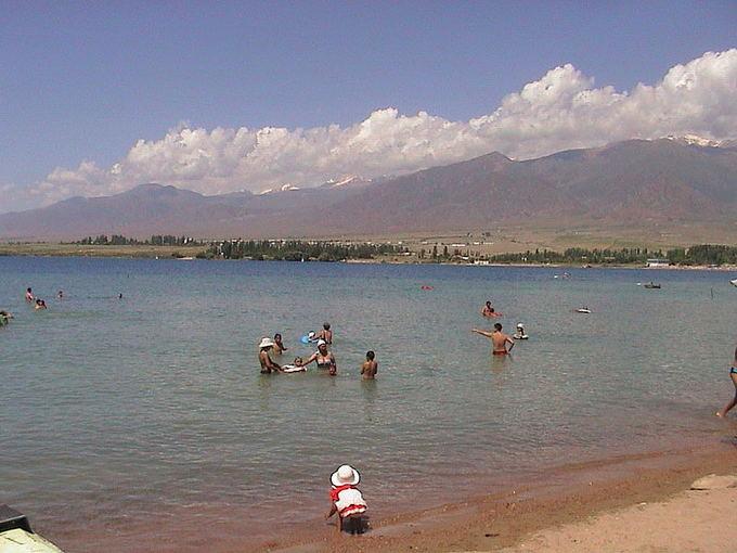 Ežeras kažkada buvo populiarus kurortas