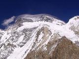Ernesto Markšaičio nuotr./Debesys virš Broad Peak