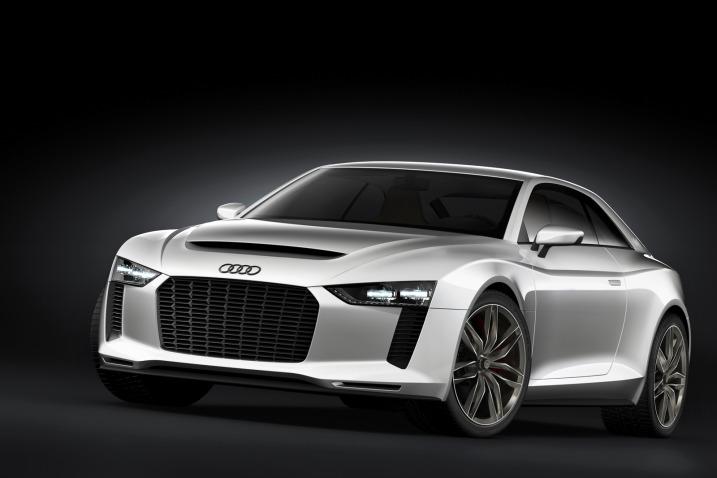 Audi Quattro Coupe koncepcija