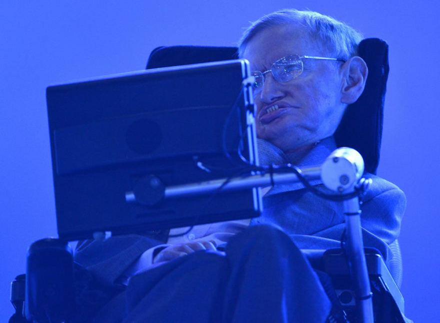 Reuters/Scanpix nuotr./Stephenas Hawkingas