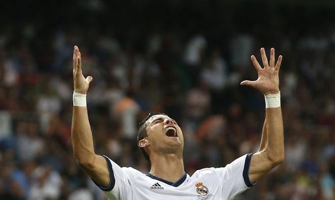 Reuters/Scanpix nuotr./Cristiano Ronaldo