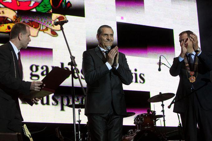 Gretos Skaraitienės nuotr./`ventinis koncertas
