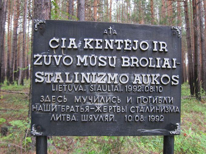L.Matutienės ir P. Saudargo nuotr. /Revyčij kapinės