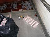 VSAT nuotr./Cigarečių kontrabanda