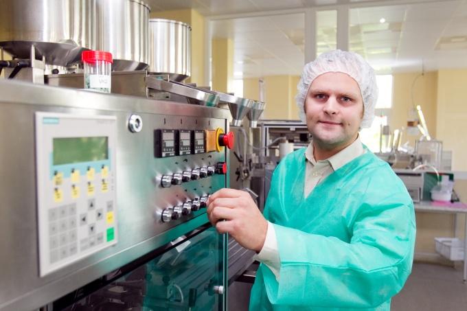 Farmacininkas Andrius Kavaliauskas