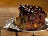 Shutterstock nuotr./`okoladinis obuolių pyragas