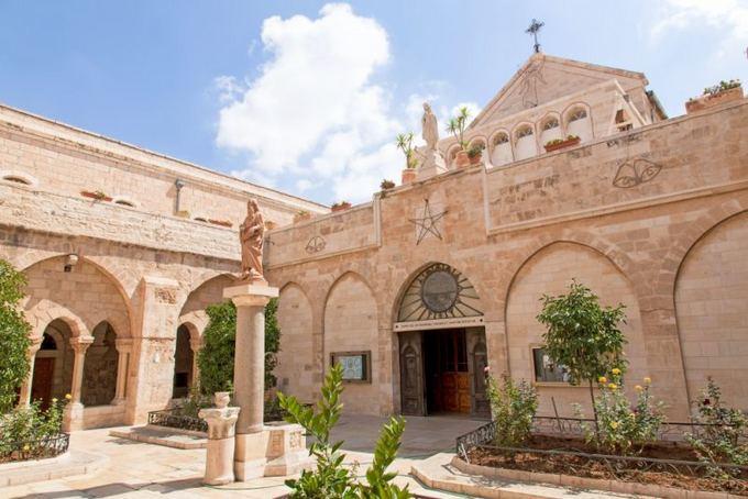 Shutterstock nuotr./Kristaus bažnyčia Betliejuje