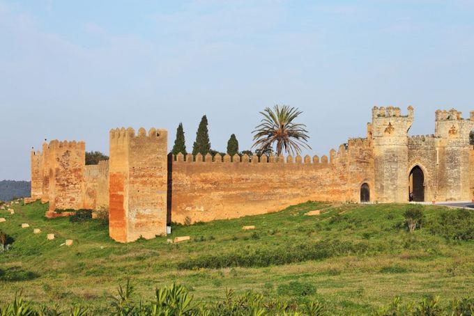 Fotolia nuotr./Rabato miestas Maroke