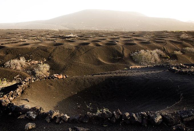 wikimedia.org nuotr./Lanzarotės nacionalinis parkas