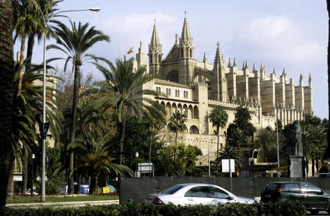 wikimedia.org nuotr./Palmos katedra Maljorkoje