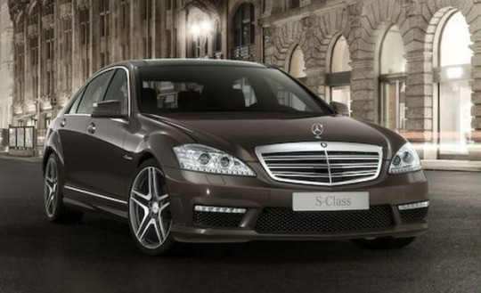 Mercedes - Benz S klasė