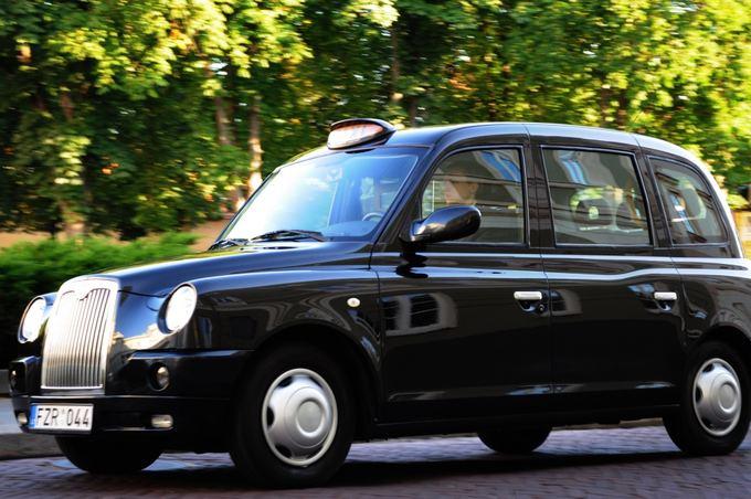 Londoncab.lt nuotr./London Cab Vilniuje