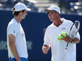 """""""Scanpix"""" nuotr./Andy Murray ir Ivanas Lendlas"""