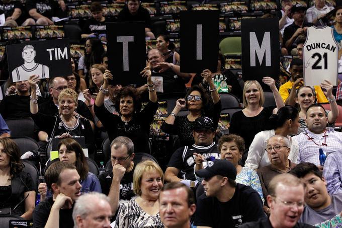 Reuters/Scanpix nuotr./San Antonijaus Spurs sirgaliai
