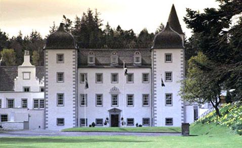 Barony Castle viešbutis