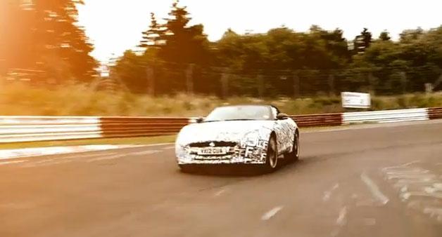 """Jaguar F-Type"""