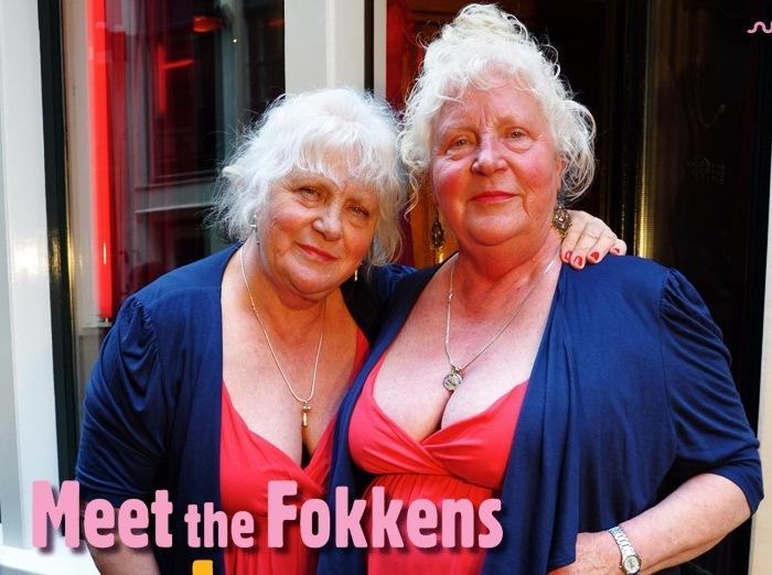 Louise ir Martine Fokkens