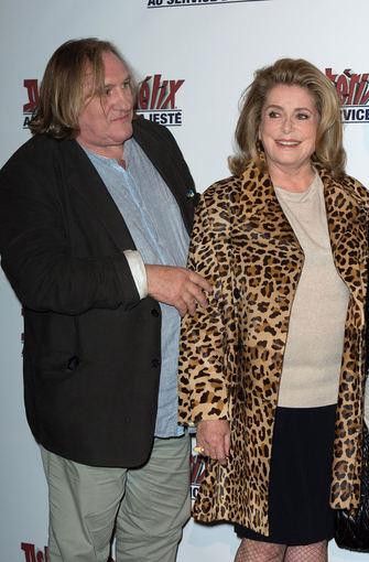 """Scanpix"" nuotr./Gerardas Depardieu ir Catherine Deneuve"