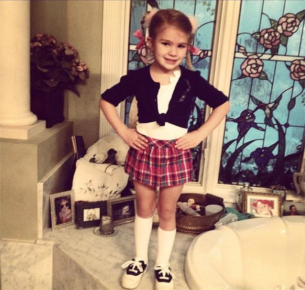 Britney Spears dukterėčia Maddie