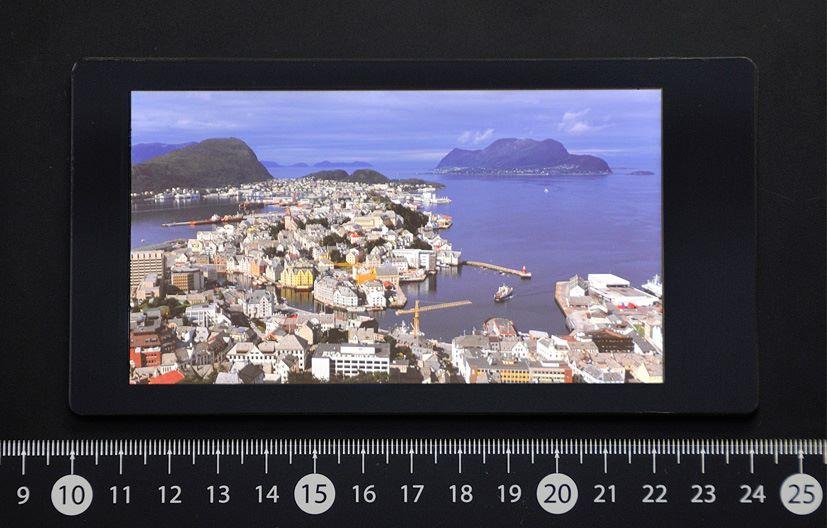 """""""Sharp"""" pradeda gaminti 5 colių įstrižainės ekranus su 1920 x 1080 tšk. raiška."""