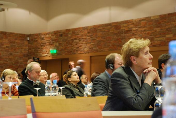 Viktorijos Vosyliūtės nuotr./Druskininkuose įvyko pirmasis Jerzy Giedroyco dialogo ir bendradabiavimo forumo suvažiavimas.