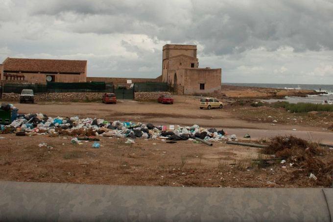 D. Smagurauskaitės nuotr./`iukalės Palermo priemiesčiuose