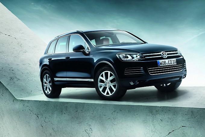 """Volkswagen Touareg Special X"""