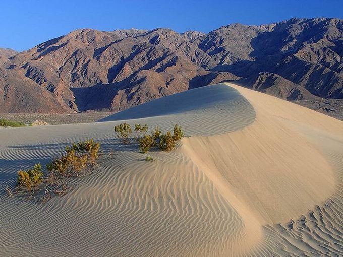 wikimedia.org nuotr./Mirties slėnis Kalifornijoje (JAV)