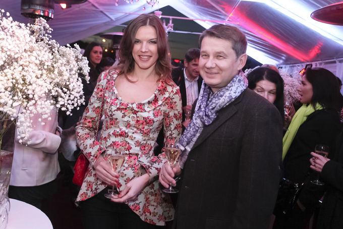 Teodoro Biliūno/Žmonės.lt nuotr./Alesia Litvinionok su vyru Artūru