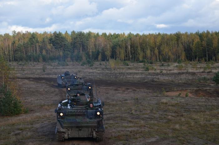 Šarvuočiai M113
